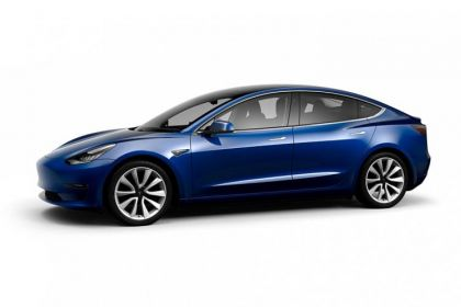 Lease Tesla Model 3 car leasing
