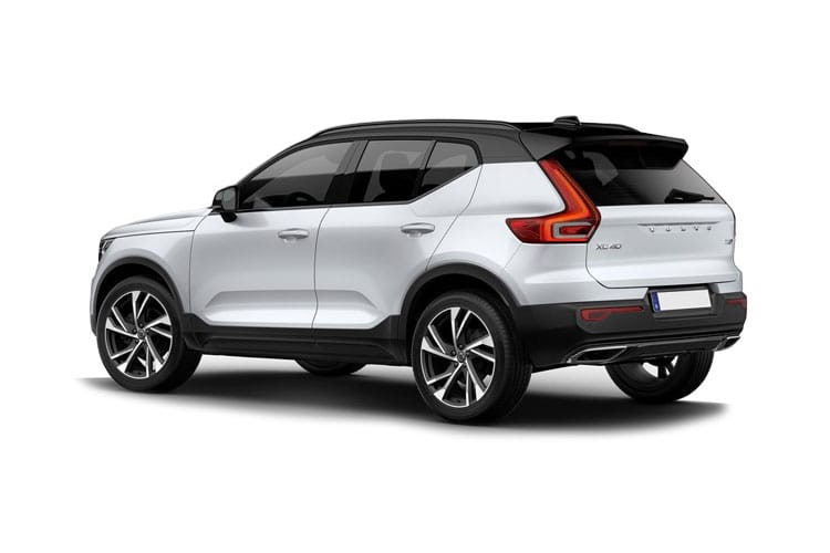 Volvo XC40 SUV 1.5 T3 163PS Momentum 5Dr Manual [Start Stop] back view