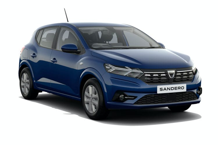 Dacia Sandero Hatch 5Dr 1.0 SCe 65PS Access 5Dr Manual front view