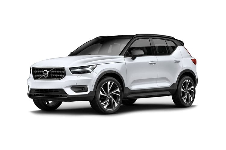 Volvo XC40 SUV 1.5 T3 163PS Momentum 5Dr Manual [Start Stop] front view